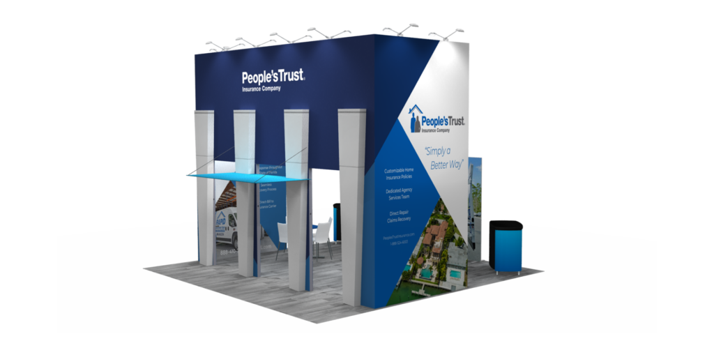 Trade Show Booths Fort Lauderdale